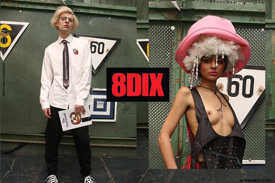 8DIX - cover